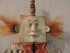 Crazy Handpuppet by Ankie Daanen