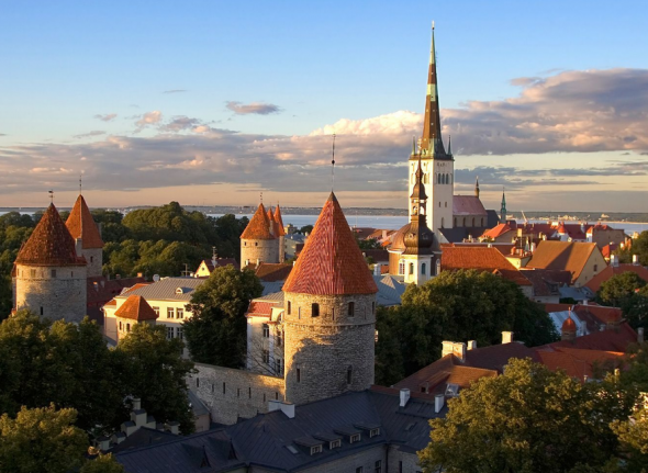 Tallin, Estonia - workshop June 15,16, 17, 18 - 2017