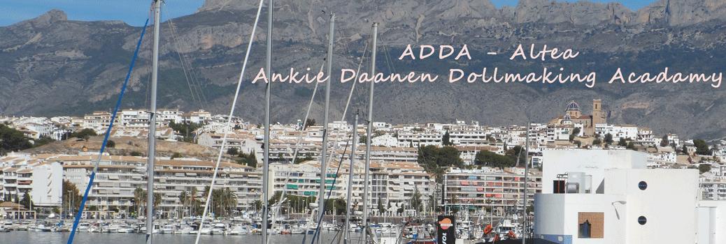 ADDA - Ankie Daanen Dollmaking Acadamy, Spain