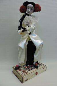 Pierrot by Ankie Daanen