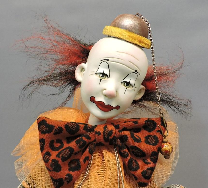 Clown by Ankie Daanen
