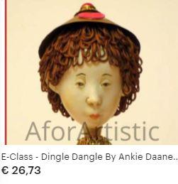 E-Class - Dingle Dangle By Ankie Daanen