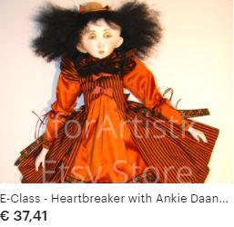 E-Class - Heartbreaker with Ankie Daanen